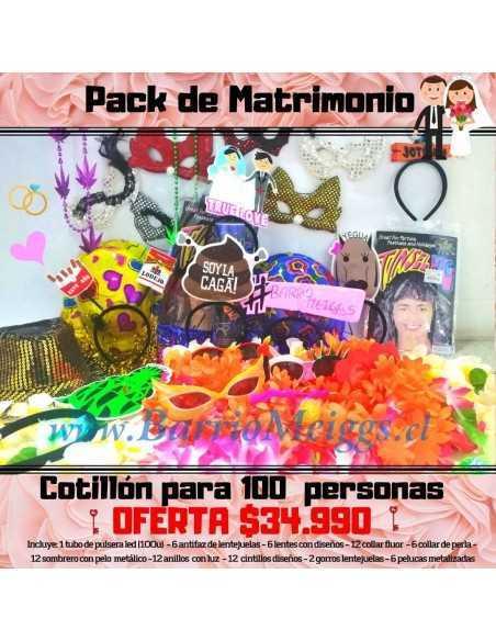 Pack de Matrimonio