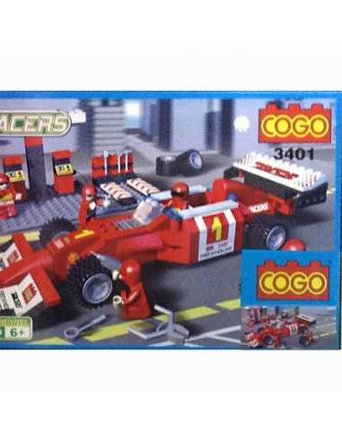LEGO AUTO 218 PIEZAS