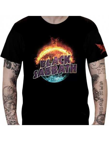 Polera black sabbath the end  Poleras