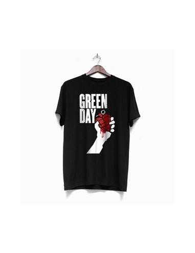 Polera Green Day