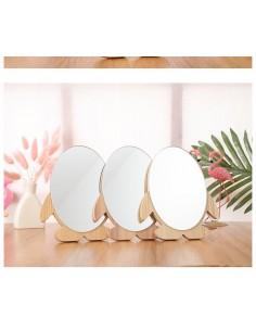 Espejo de Madera en forma...