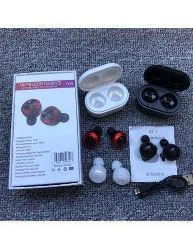 Auriculares Estéreo  Tecnologia