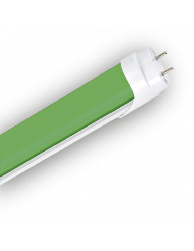 TUBOS LED 120 CM VERDE