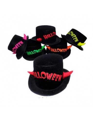 GORRO CUERNO HALLOWEEN  Sombreros (Halloween)