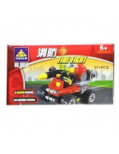 LEGO AUTO DE BOMBERO N°2 (57 PIEZAS)...