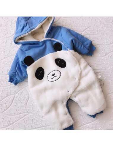 Pelucho panda de polar para Bebe