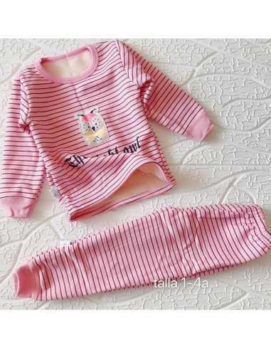 Pijama de polar Infantil  Diseños...