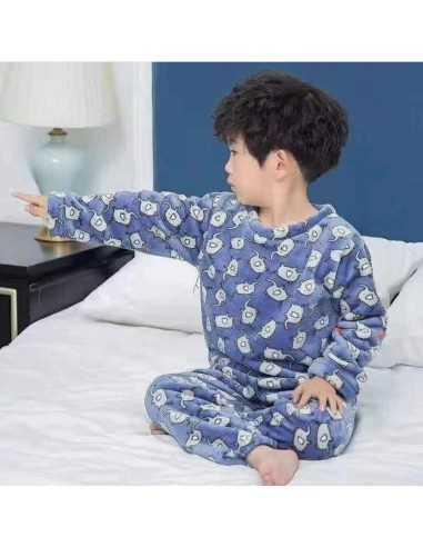 Pijama de polar Suave Infantil...