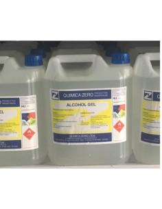Alcohol Gel de 5 litros