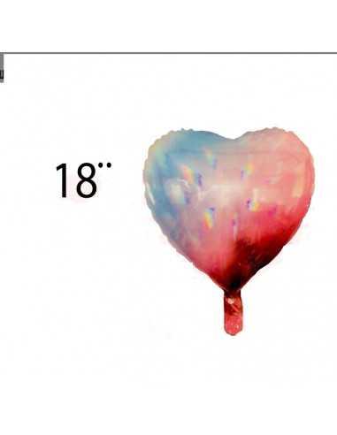 """GLOBO TORNASOL 18\\"""" importado Dia de los Enamorados"""