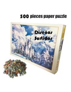 PUZZLE JIGSAW 500 PIEZAS...