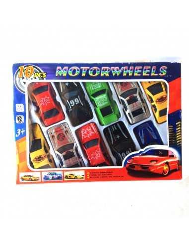 AUTO CARRERA (15PIEZAS)  Autos