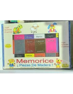 MEMORICE DE MADERA + 3 AÑOS