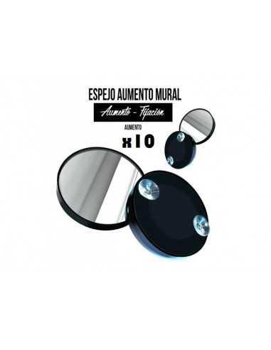 ESPEJO CON AUMENTO X 10  ( UNIDAD)