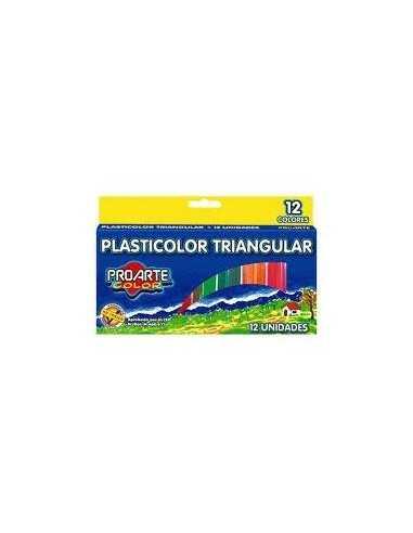 CAJA PLASTICINA 12 UNI  Plasticina