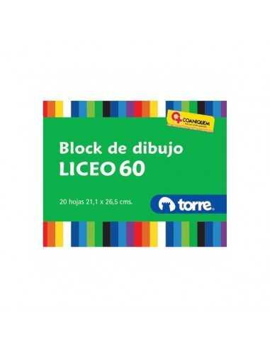BLOCK DE DIBUJO LICEO