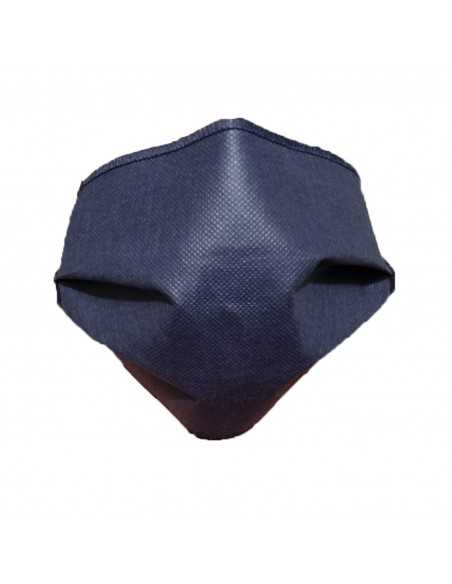 Mascarilla Reutilizable doble capa TNT 80gr