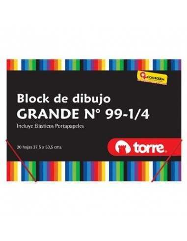 BLOCK DE DIBUJO  99 1/4