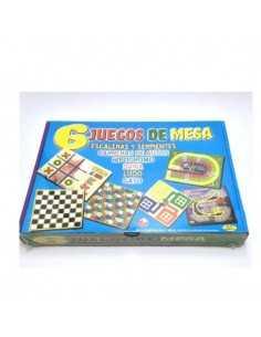 JUEGO DE MESA 6 EN 1