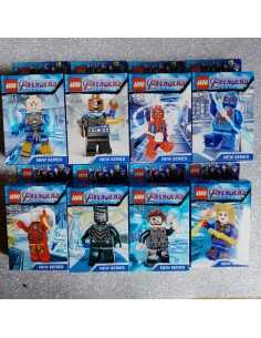 DISPLAY LEGO AVENGERS ( 8...