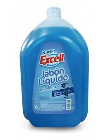 JABÓN LIQUIDO 5 LITROS